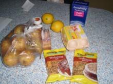 Birne-Walnuss Kuchen - Rezept