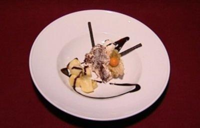 Asiatische Interpretation der italienischen Köstlichkeit Tiramisu (Kerstin Linnart) - Rezept