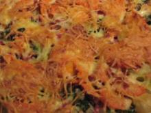 Brokkoli-Nudel-Auflauf - Rezept