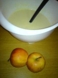 Apfel-Palatschinken - Rezept
