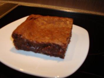 My favourite BROWNIES - Rezept