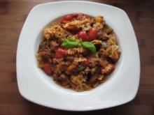 Gemüse-Hackfleisch-Topf - Rezept