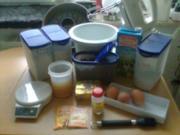 Schoko-oder Rosinenkuchen! - Rezept
