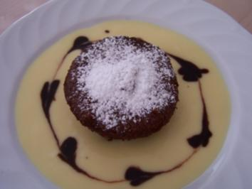 Schoko-Muffins - Rezept