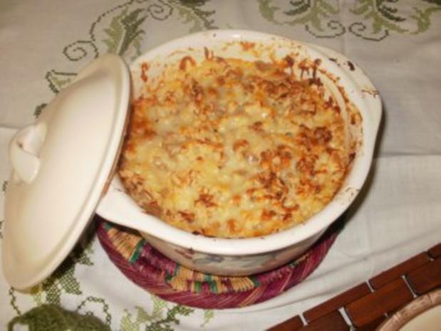 Makaroni und Kaese - ein klassikes Amerikanisches Familien essen - fuer die Kinder ist das #1 - Rezept - Bild Nr. 4