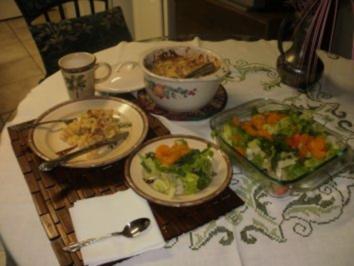 Makaroni und Kaese - ein klassikes Amerikanisches Familien essen - fuer die Kinder ist das #1 - Rezept
