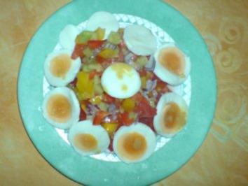 Salat-  einfache Vorspeise - Rezept