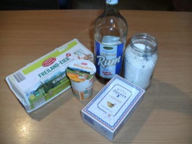 Getränk: Eierlikör - klassisch - Rezept - Bild Nr. 2