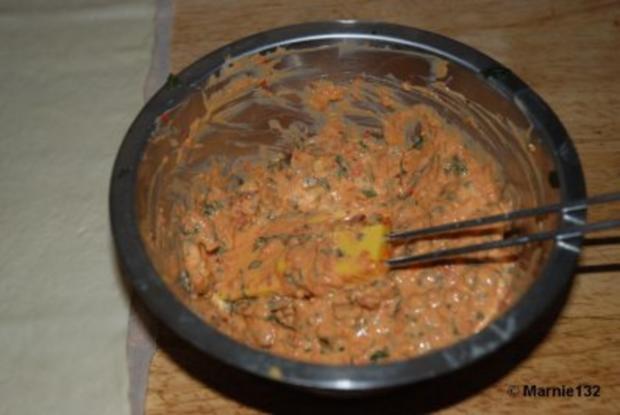 Pizzaschnecken 2.Variante - Rezept - Bild Nr. 3