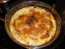 Steinpilz-Kartoffelgratin - Rezept