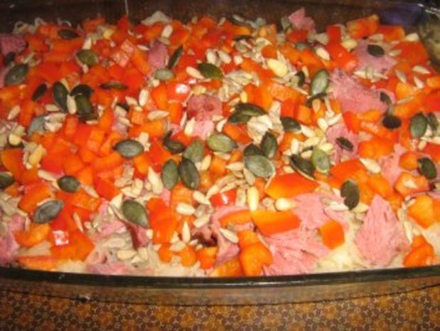 Sauerkraut-Spätzle-Auflauf - Rezept - Bild Nr. 7