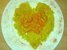Puten-Curry mit Kürbis - Rezept
