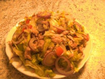 Tunfisch-Salat - Rezept