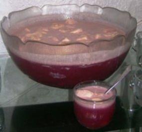 Kirsch Schlammbowle - Rezept