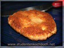 Einfaches Vegetarisches Schnitzel - Rezept