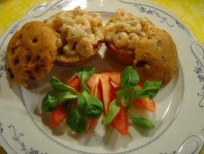 Garnelen-Pastetchen als schöne Vorspeise... einfach und lecker - Rezept