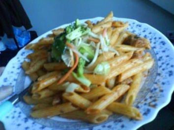 Pesto Tricolore (Pasta-Sauce) - Rezept