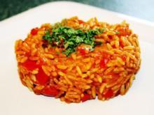 Djuvec Reis - Griechischer Reis - Rezept
