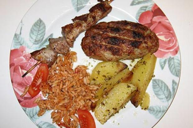 Rezepte griechisch bifteki