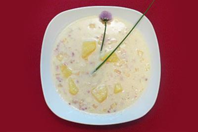 Buttermilchsuppe - Rezept