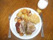 Fleisch: Spanferkel-Haxe - klassisch - Rezept