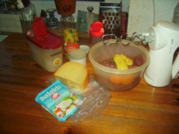 Rezept: Frikadellen mit Käsefüllung