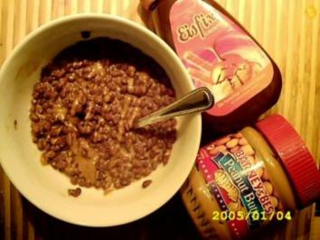 Snickers-Flakes - Rezept