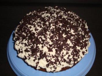 Preiselbeer-Torte - Rezept