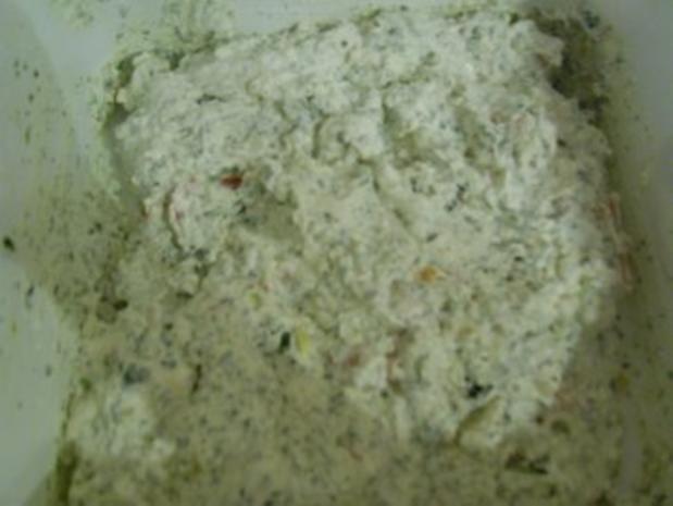 Schafskäse-Torte - Rezept - Bild Nr. 3