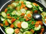 Gemüselasagne - Rezept