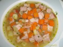 Karotten - Eintopf - Rezept
