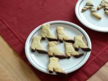 Vanille-Kekse - Rezept