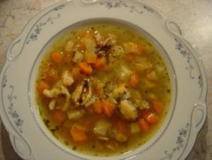 Suppa Frutti di Mare... einfach, schnell und lecker - Rezept