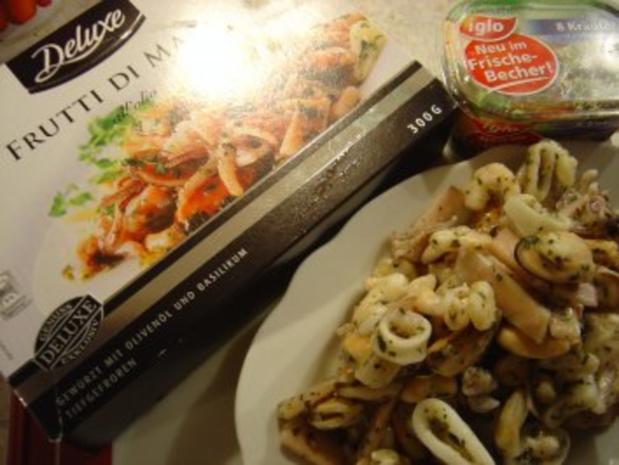 Suppa Frutti di Mare... einfach, schnell und lecker - Rezept - Bild Nr. 3