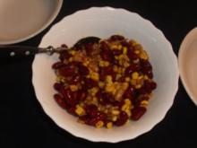 Salate: Rote Bohnen - Mais - Salat - Rezept
