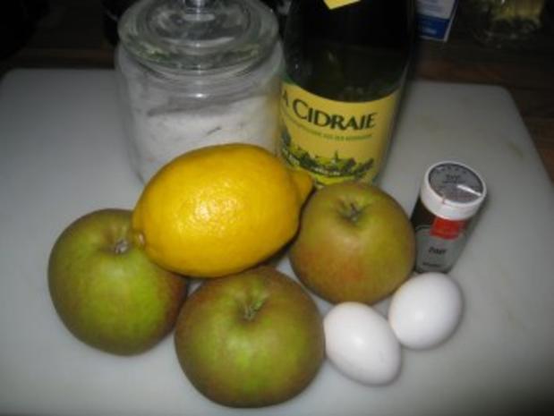 Apfelsüppchen mit Cidre - Rezept - Bild Nr. 2