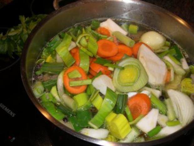 Suppe:   KLARER RINDERFOND auf Vorrat - Rezept - Bild Nr. 4