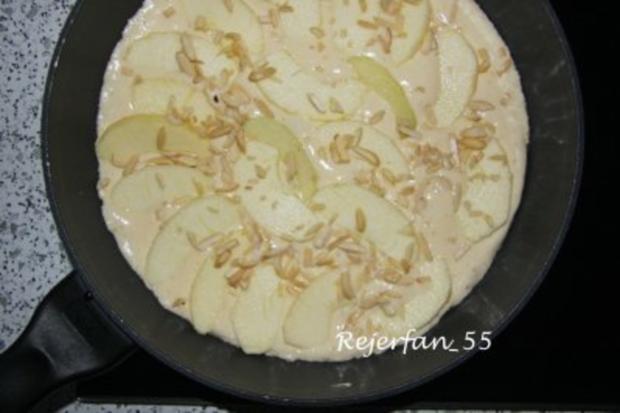 Apfel-Hefe-Pfannkuchen - Rezept - Bild Nr. 3
