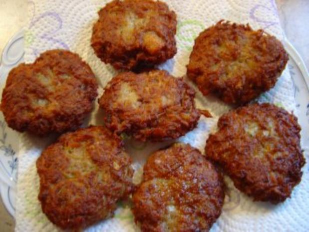 Hackfleisch-Kartoffelpuffer.....mmmmmhhhh (ca. 20 Stück) - Rezept - Bild Nr. 2