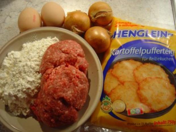 Hackfleisch-Kartoffelpuffer.....mmmmmhhhh (ca. 20 Stück) - Rezept - Bild Nr. 3