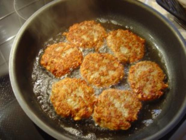 Hackfleisch-Kartoffelpuffer.....mmmmmhhhh (ca. 20 Stück) - Rezept - Bild Nr. 6
