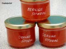 Konfitüre - Orange mit Aperol - Rezept