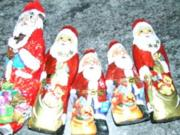 Weihnachtsmann-Pudding - Rezept
