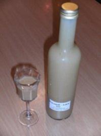 Getränk: Karamell-Likör - Rezept