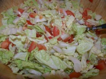 Salate - Chinakohlsalat... - Rezept