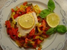 """Fisch mediteran... heute """"Marlin""""... eine seltene Köstlichkeit... - Rezept"""