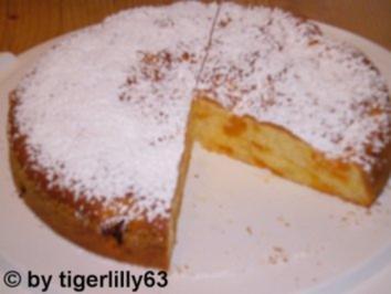 Mandarinenkuchen Ein Einfacher Ruhrkuchen Rezept Mit Bild