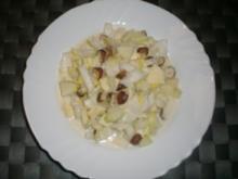 Chicoree-Apfel-Salat - Rezept