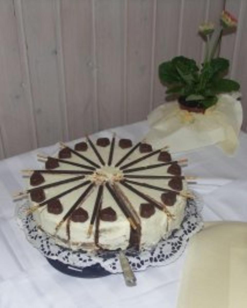 Milka - Schoko - Torte - Rezept von cremschnittchen