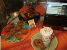 Muffin - Pekan Pie - Leicht und lecker zum kochen - nicht viel Arbeit- habe 4 Bilder eingestellt - Rezept